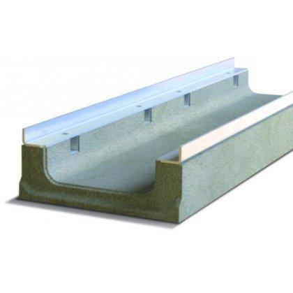Лоток водоотводный бетонный SteePro DN 200 Н 410