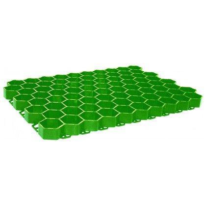 Решетка газонная зеленая