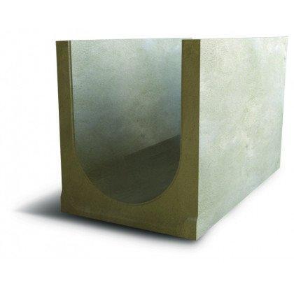 Лоток водоотводный бетонный NDB-N 400 №15/0