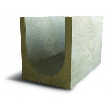 Лоток водоотводный бетонный NDB-N 400 №20/0