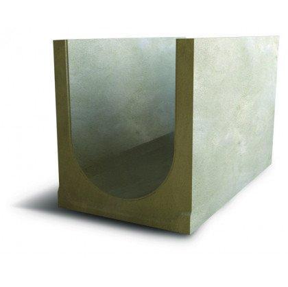 Лоток водоотводный бетонный NDB-N 400 №20/1