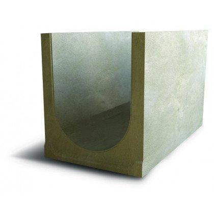 Лоток водоотводный бетонный NDB-N 400 №20/2