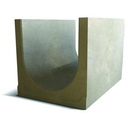 Лоток водоотводный бетонный NDB-N 500 №20/2