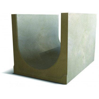 Лоток водоотводный бетонный NDB-N 500 №20/3